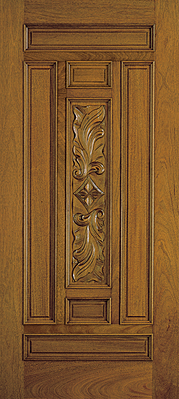 Aurora® Custom Fibreglass All Panel Exterior Door